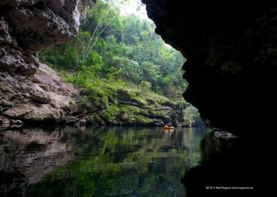 Chiquibul Canyon