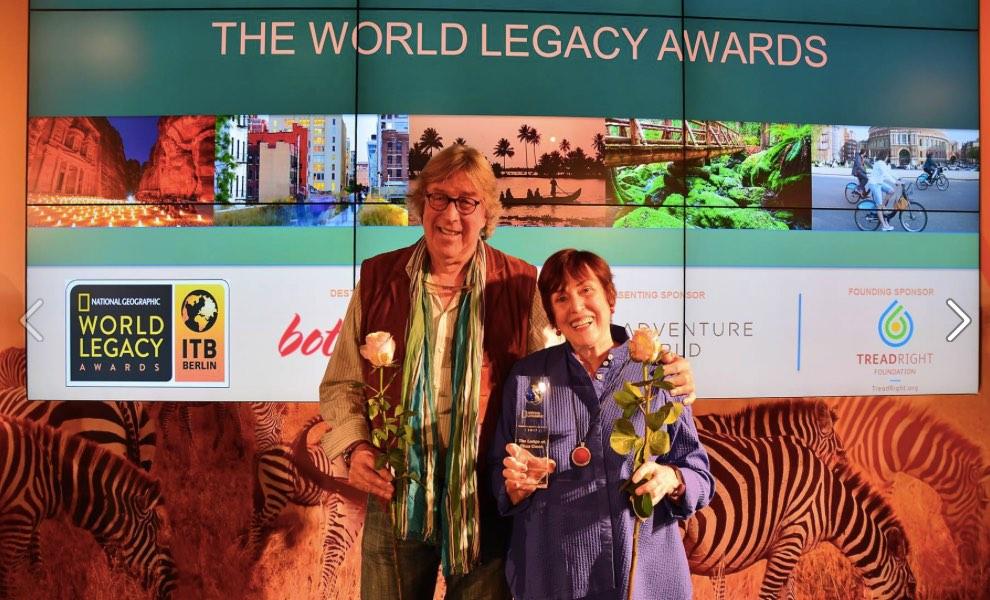 NG World Legacy Award winner The Lodge at Chaa Creek