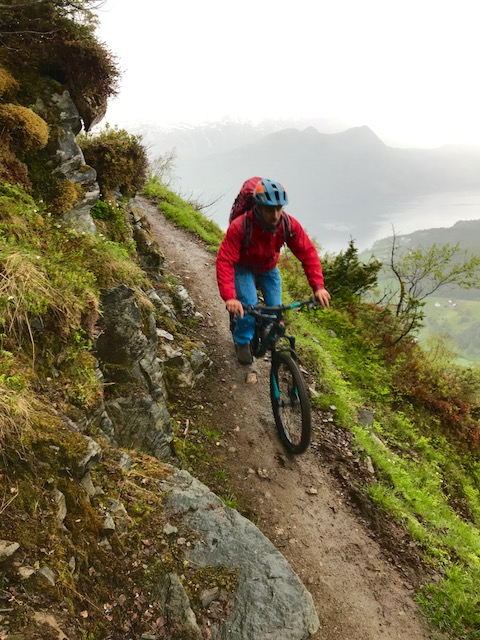 Rapid MTB destination assessment in Gloppen